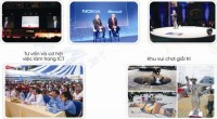 International exhibition and conference mobile vietnam 2012 from 18 to 21 oct 2012